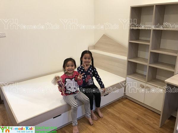 Set phòng đơn cho bé gái Y12